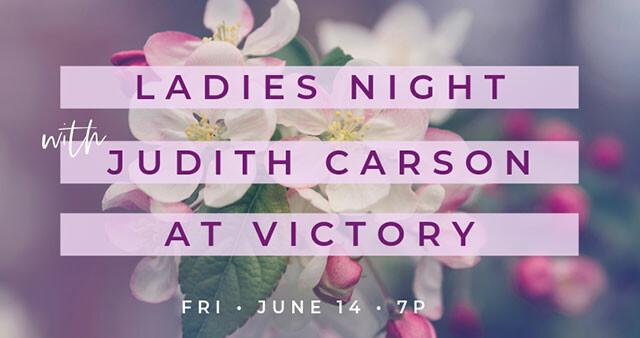 Ladies Night with Judith Carson