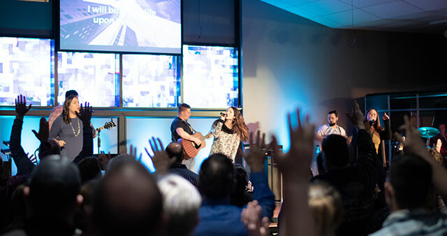 Prayer + Worship Night