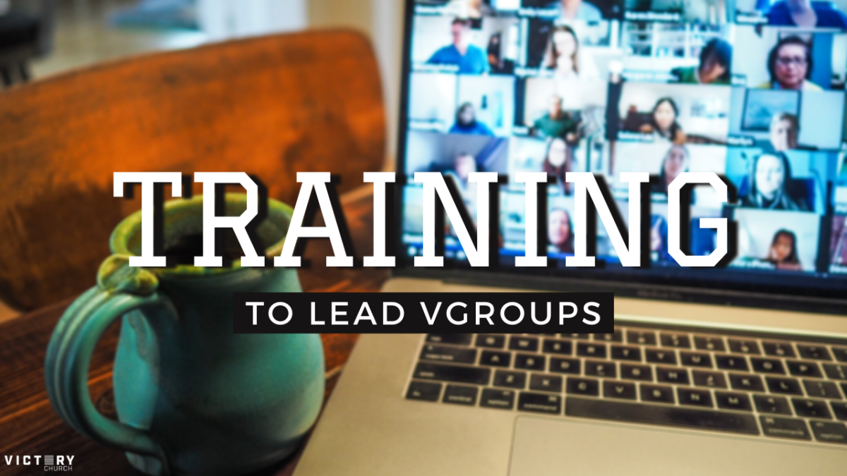 Training to Lead Groups