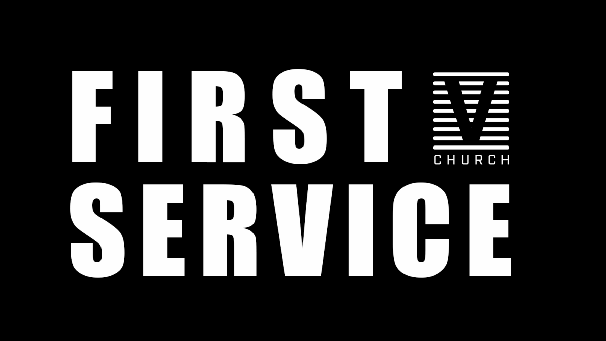 Sunday - First Service