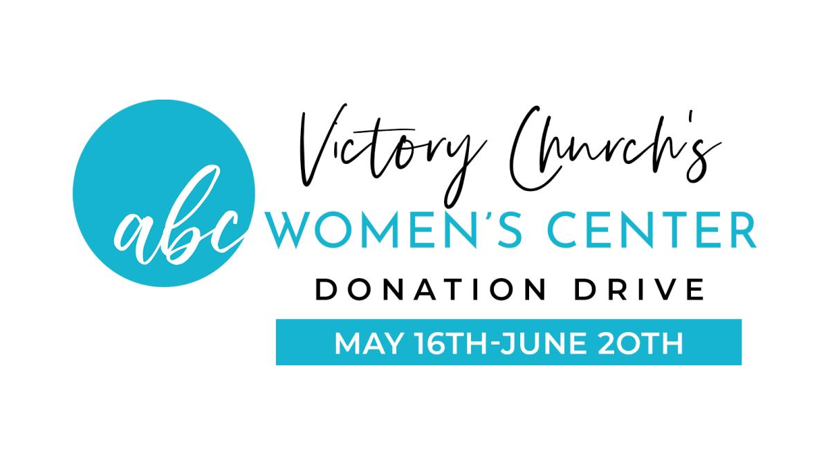 ABC Women's Center Donation Drive